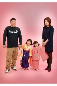 山下さん 家族1